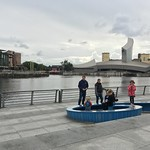 Salford Quays for the day<br/>01 Oct 2016