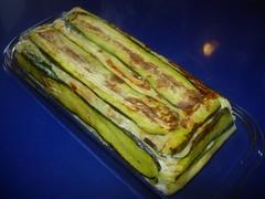 Scrigno di zucchine con cannelloni alle verdure-7