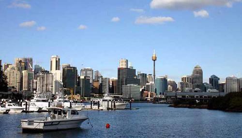 Sydney from Balmain