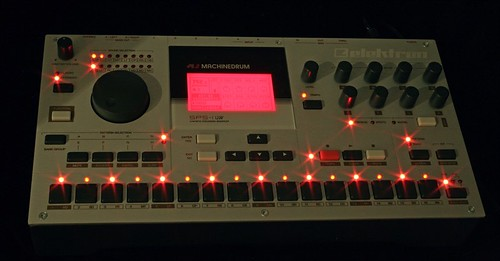 Elektron Machinedrum