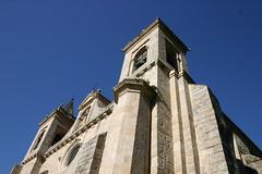 Fachada occidental igrexa Santo Estevo