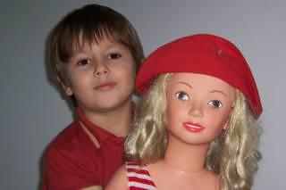 life sized dolls