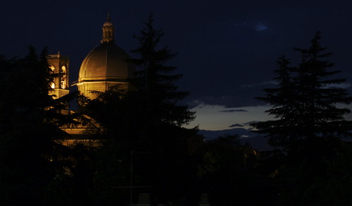 Desio at night