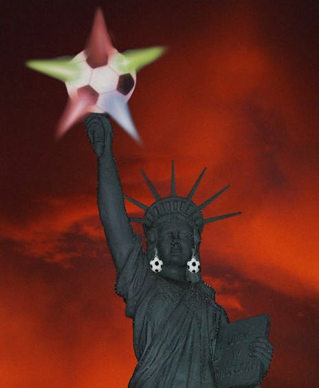 liberty statue fools us during World Cup!