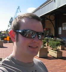 Me, Fremantle Harbour