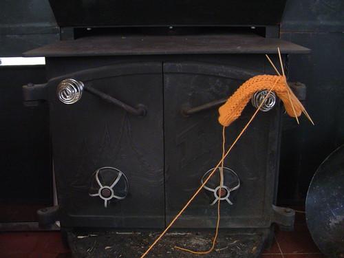 Amazing Lace X-treme challenge - stove