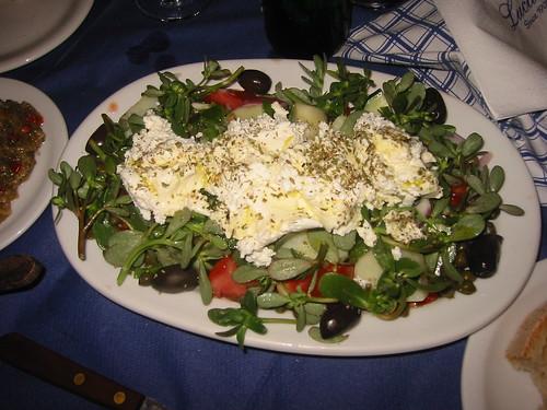 Wonderful salad, Lucullus