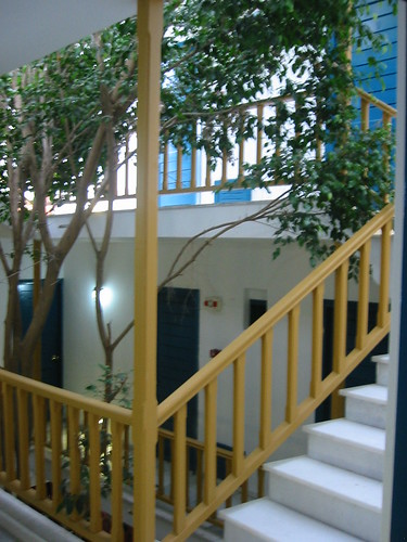 Interior, Chateau Zevgoli