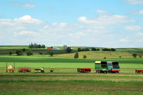 Landscape at 65 MPH