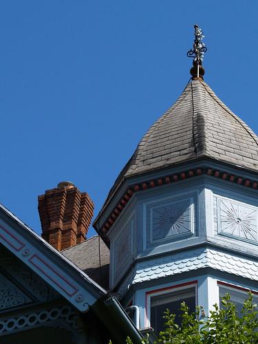 The Robert I. Morse House: detail