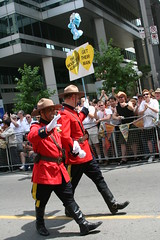 Married Mounties, two