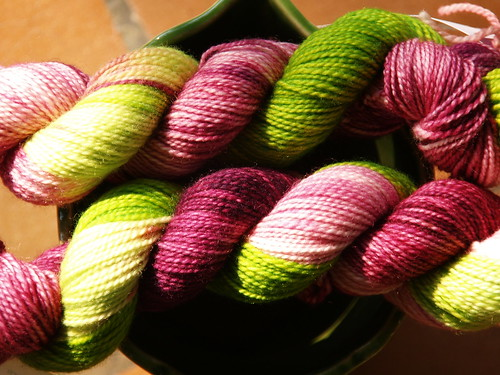 Sundara Yarns Petals Collection 'Calla Lily'