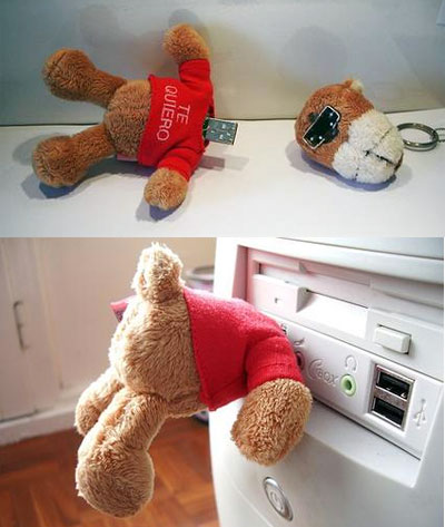 Teddy USB