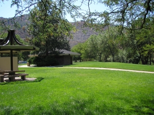 Klamath River Rest Area