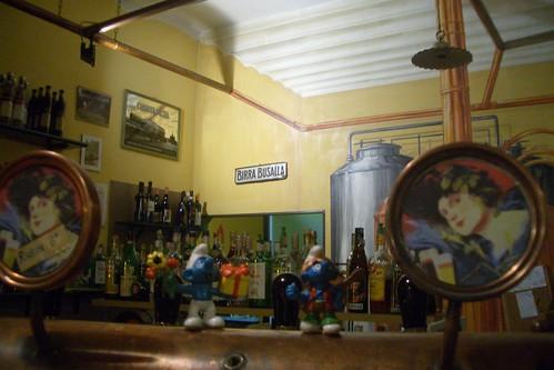 come potevano non andare allo storico birrificio