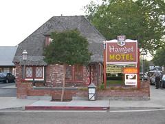 Hamlet motel, Solvang