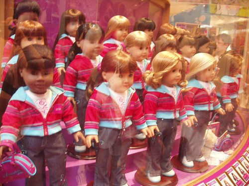 American Girl Place - Dolls