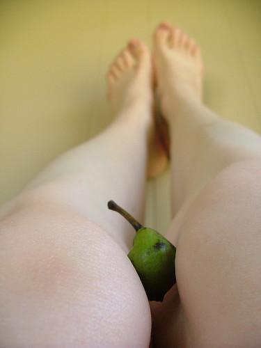 tiny pear 1