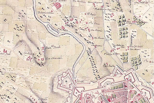 plano de Josef de Font
