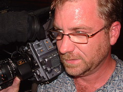 Sweaty Cameraman