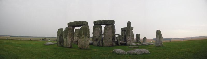 Trogloditas arquitectos: Avebury y Stonehenge