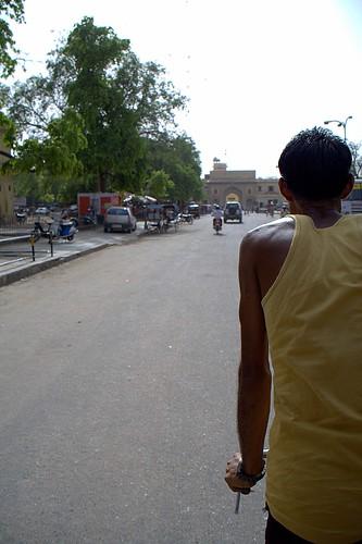 IMG_5194IMG_5195印度DAY4-風之宮殿(搭三輪車)