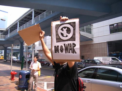 mr. no war