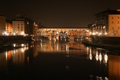 Ponte Veccio (night)