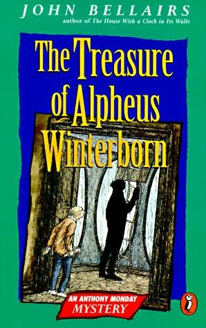 bellairs treasure alpheus winterborn