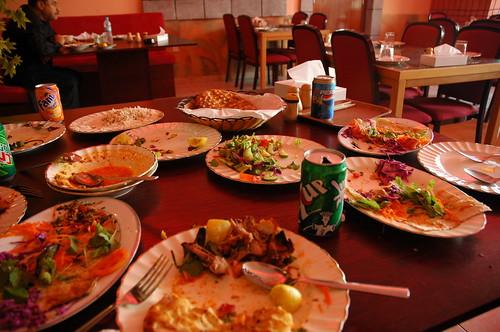 Turkish Food Gone