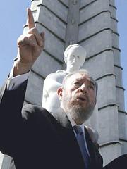 Fidel Castro (Foto: Ricardo Stuckert/Agência Brasil)