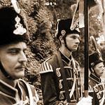 Ostian troops keep vigil