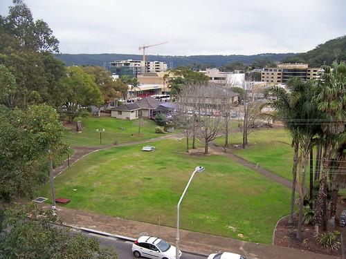 Kibble Park East