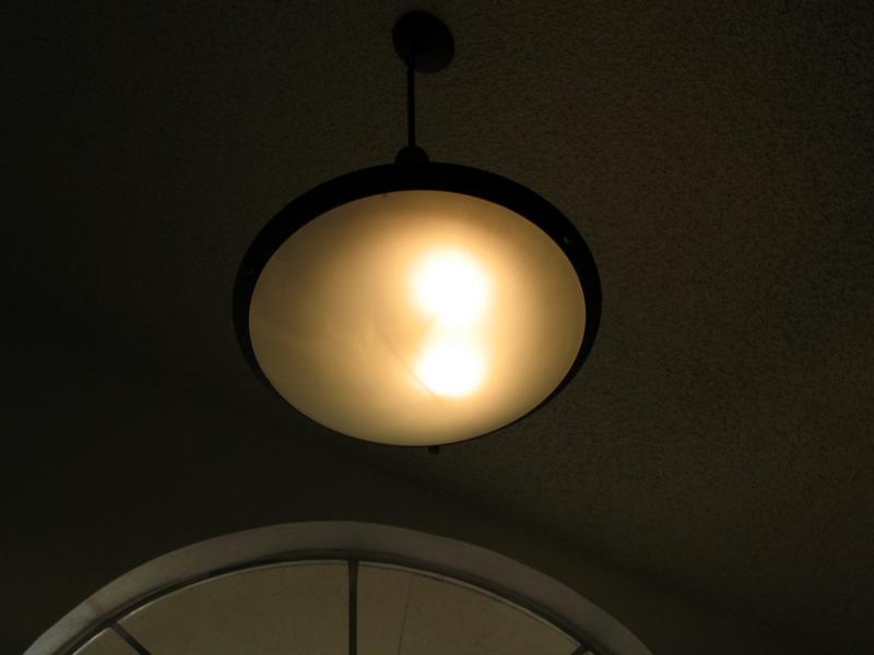 light fixture 4