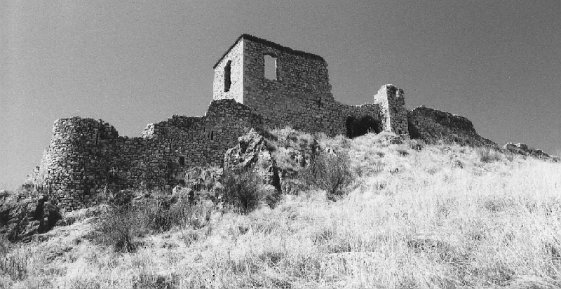 Castle at Paralia Astros