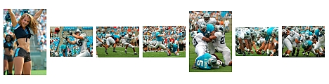 NFL Carolina Panthers Photos, by Phuddle with Nikon D50 and Sigma 70-200mm lens