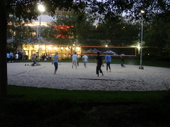 Volleyball at Google Dance V