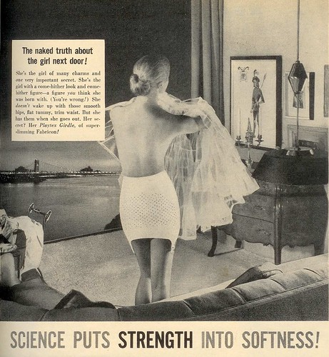 playtex naked truth 1956