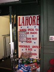 la hore quick meal ny taxi indian pakistani food