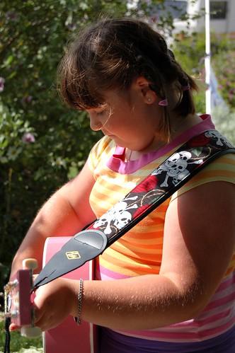 Stu's guitar
