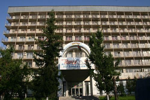 Kapaz Hotel, Ganca, Western Azerbaijan.