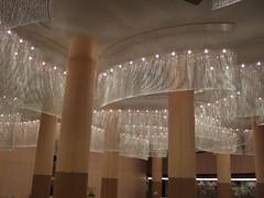 Lobby in Niseko Prince Hotel