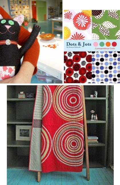 Sample Sale at Denyse Schmidt Quilts [September 23-24 CT]