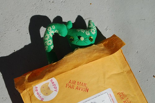 First package sent!