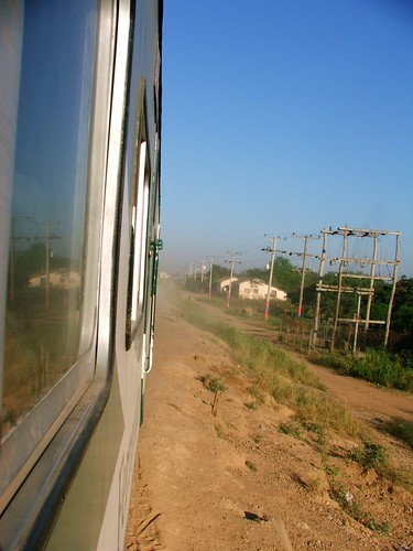 Trem de La Muerte - Bolivia
