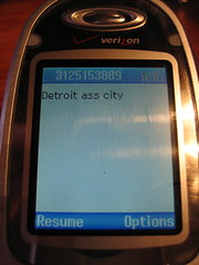 Detroit ass city