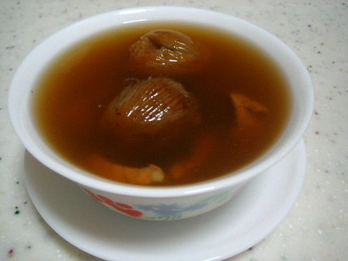 Honey Date And Meat Soup