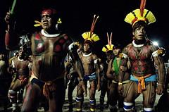 Xingu People photo by © Tatiana Cardeal