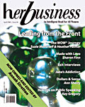 Her Business magazine; April 2006 Issue
