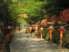 Gion lanterns photo by tiseb